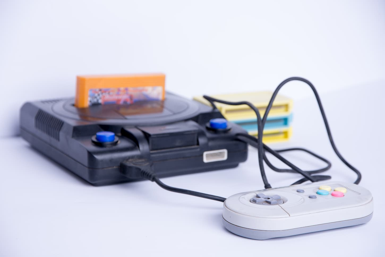 ancienne génération de console