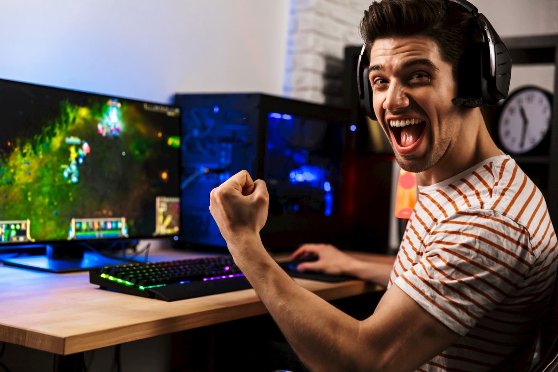 devenir gamer pro