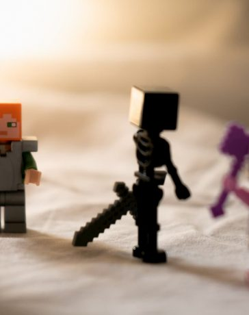 figurine de jeux videos