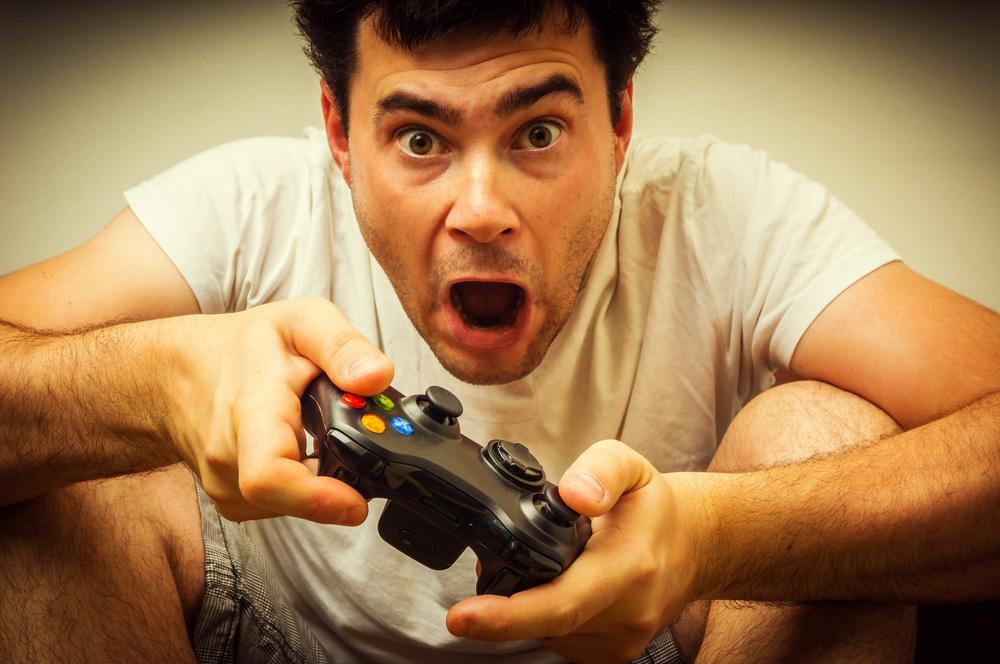 douleur au dos causée par les jeux vidéos